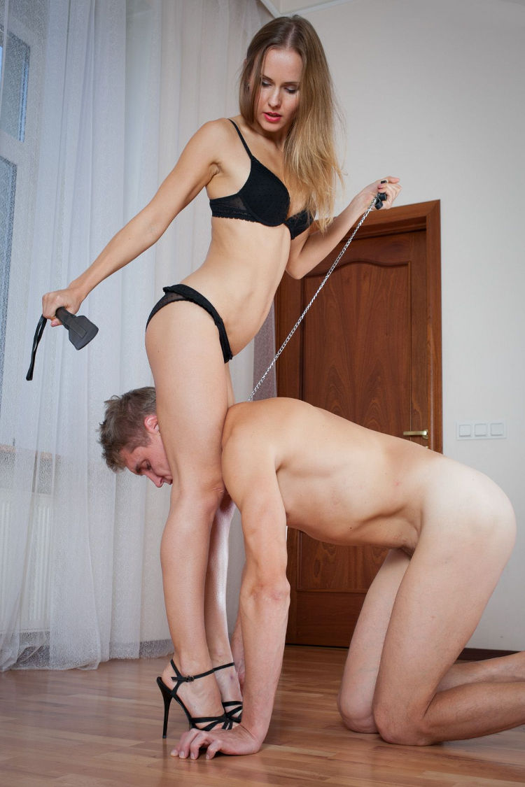 russian mistress domination porn